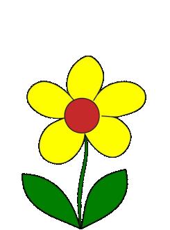 Dina se geelblom